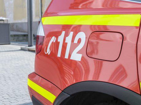 112: Europaweiter Notruf der Feuerwehr und Rettungsdienst. Foto: Pascal Höfig