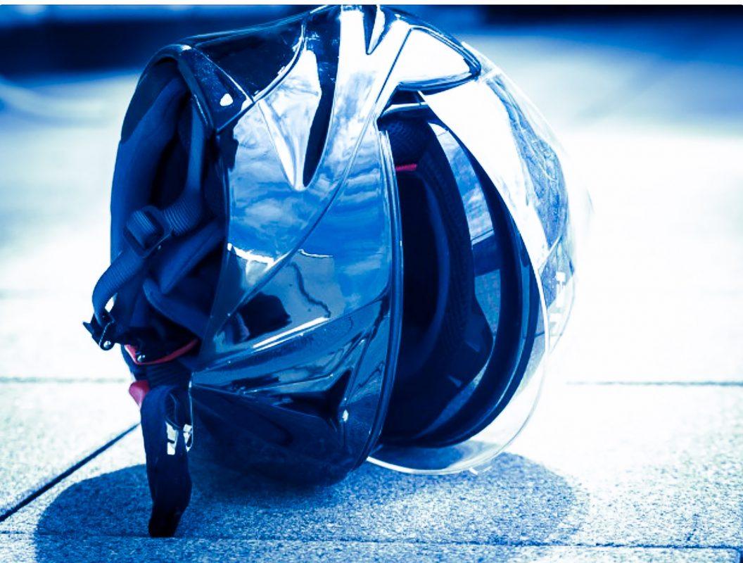 Motorradunfall. Symbolfoto: Pascal Höfig