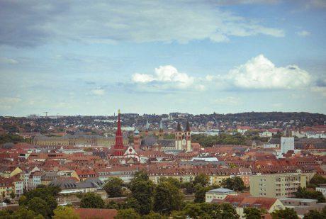 Würzburg. Foto: Pascal Höfig