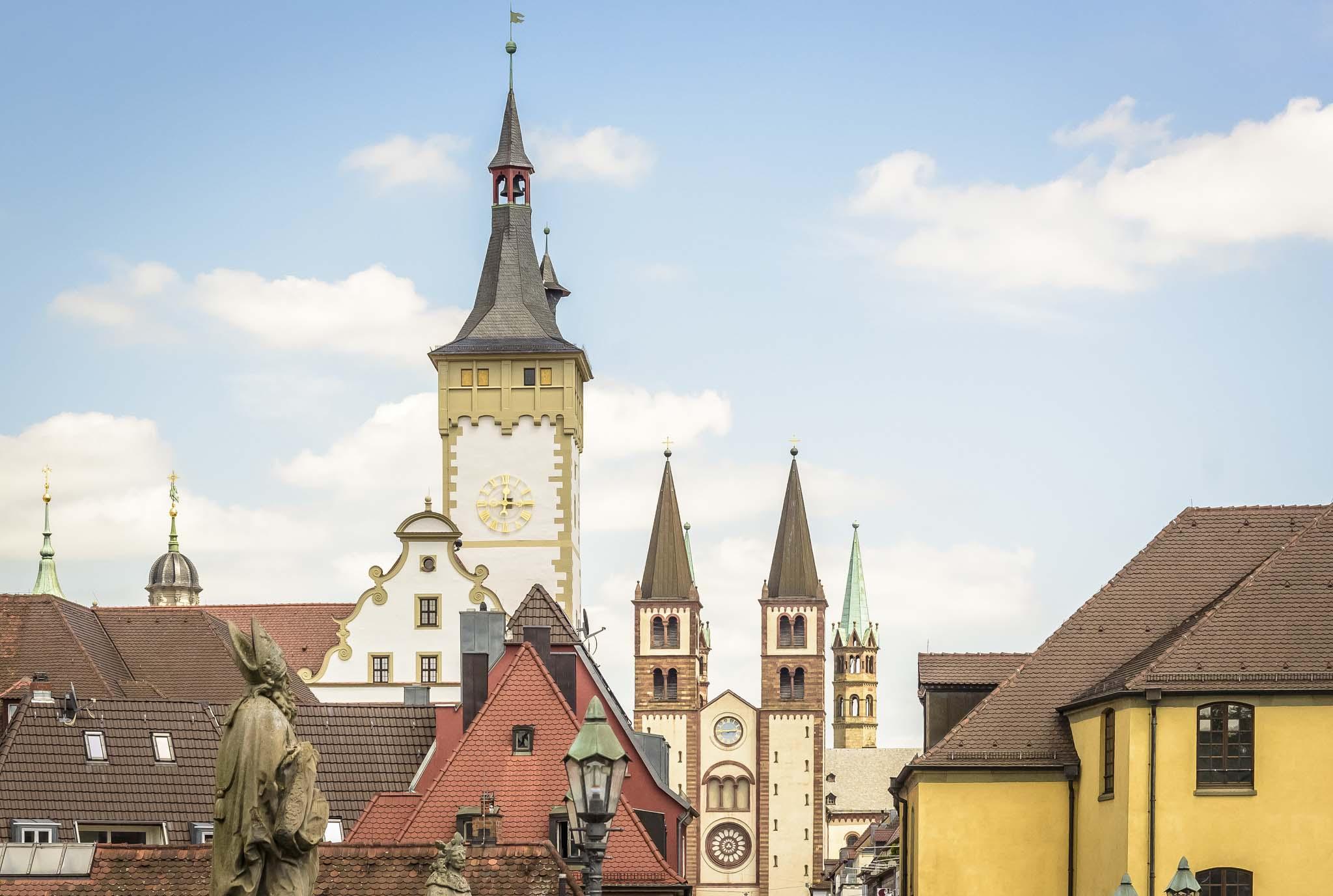 Das August Motiv des Würzburg Kalenders. Foto: Pascal Höfig
