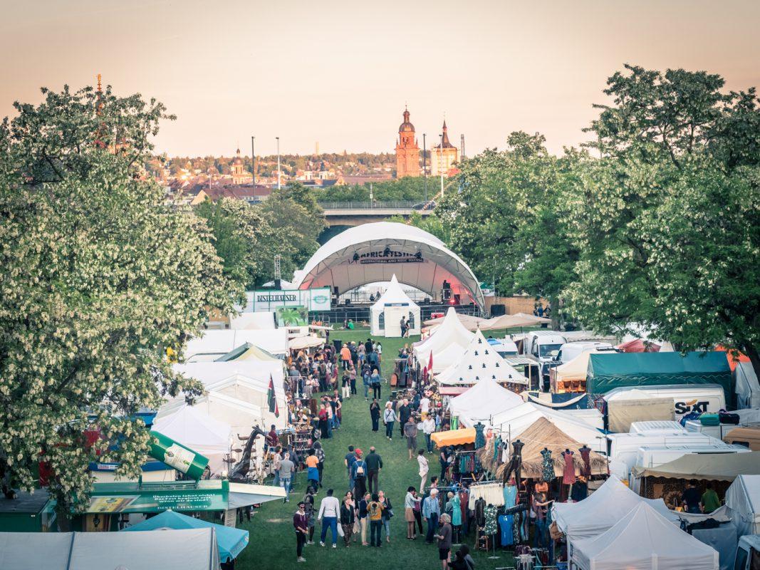 Das Africa Festival 2017. Foto: Pascal Höfig