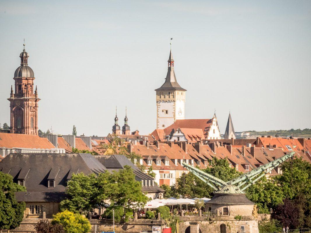 Das Rathaus in Würzburg. Foto: Pascal Höfig