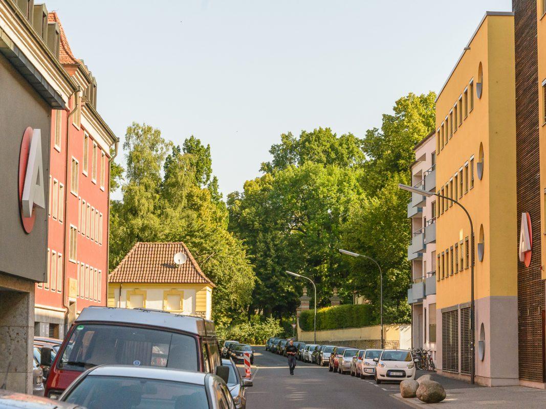 Agentur für Arbeit Würzburg. Symbolfoto: Pascal Höfig
