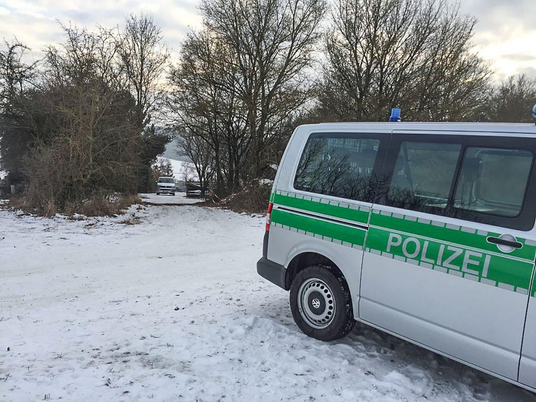 Sechs junge Erwachsene wurden leblos in einer Gartenhütte bei Arnstein aufgegfunden. Foto: Pascal Höfig