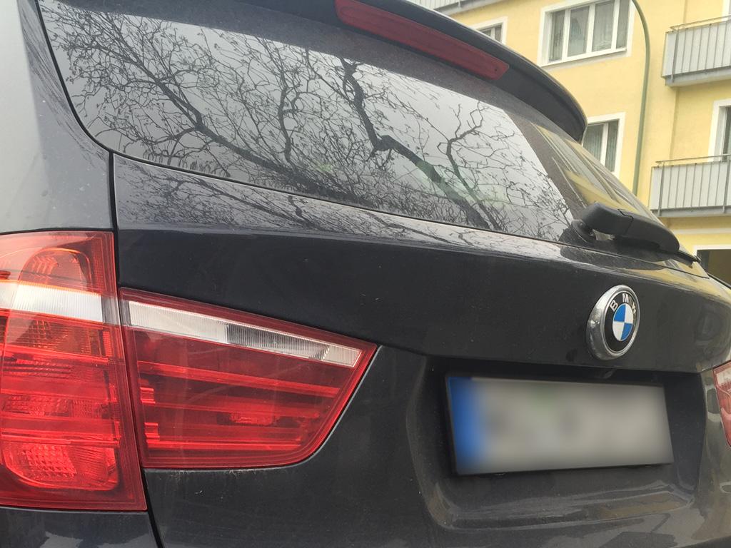 BMW SUV Symbolbild: Pascal Höfig