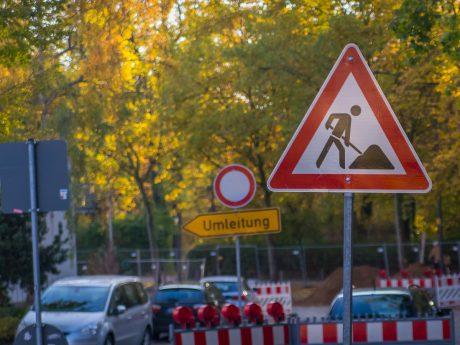 Symbolbild Baustelle - Foto: Pascal Höfig