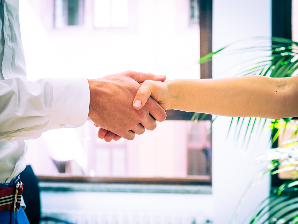 Symbolbild Einigung – Foto: Pascal Höfig