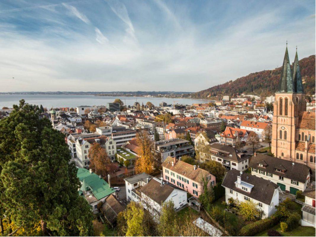 Raus aus Würzburg und ab nach Bregenz! Foto: Petra Rainer, Bodensee-Vorarlberg Tourismus GmbH