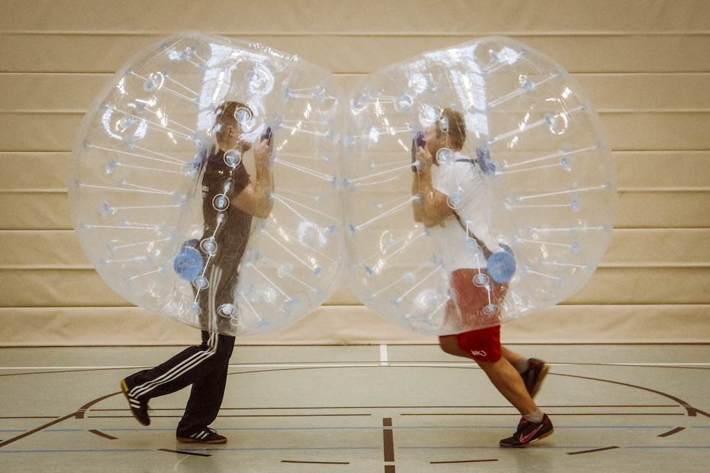 Trendsport Bubble Ball – Foto: Dominik Ziegler