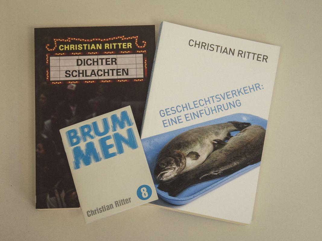 Verlosung Christian Ritter. Foto: Dominik Ziegler