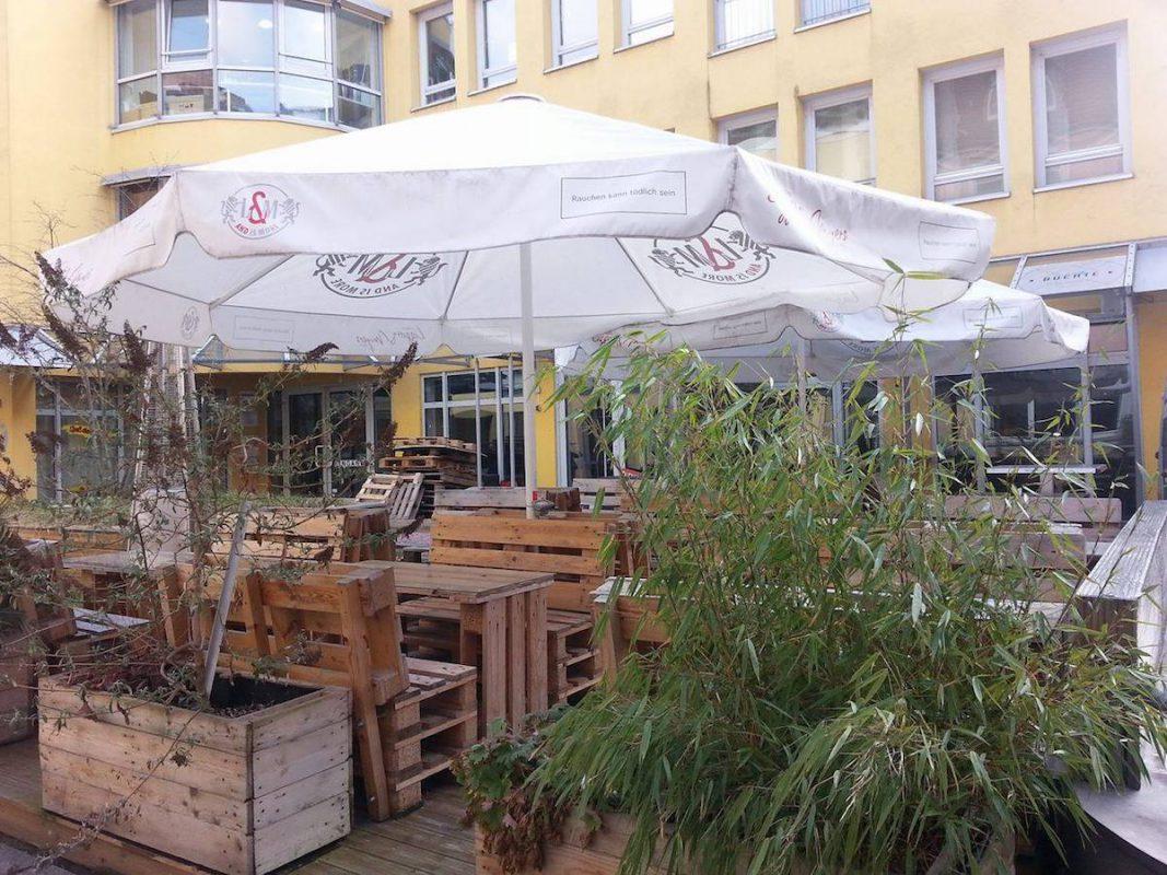 Mietbar und Café Buchte - Foto: Würzburg erleben