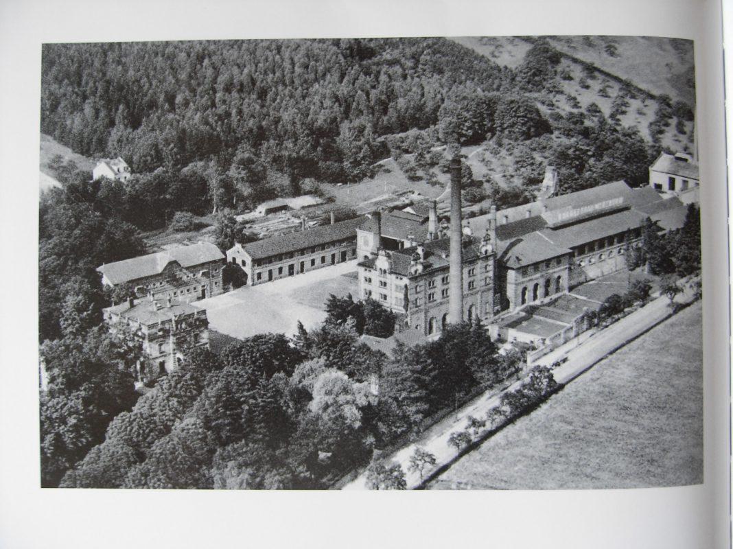 Das Bürgerbräu Gelände in der Würzburger Zellerau - Foto: Stadtarchiv/ Ingo Petters