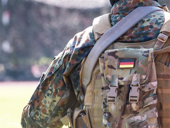 Bundeswehr. Symbolfoto: Pascal Höfig