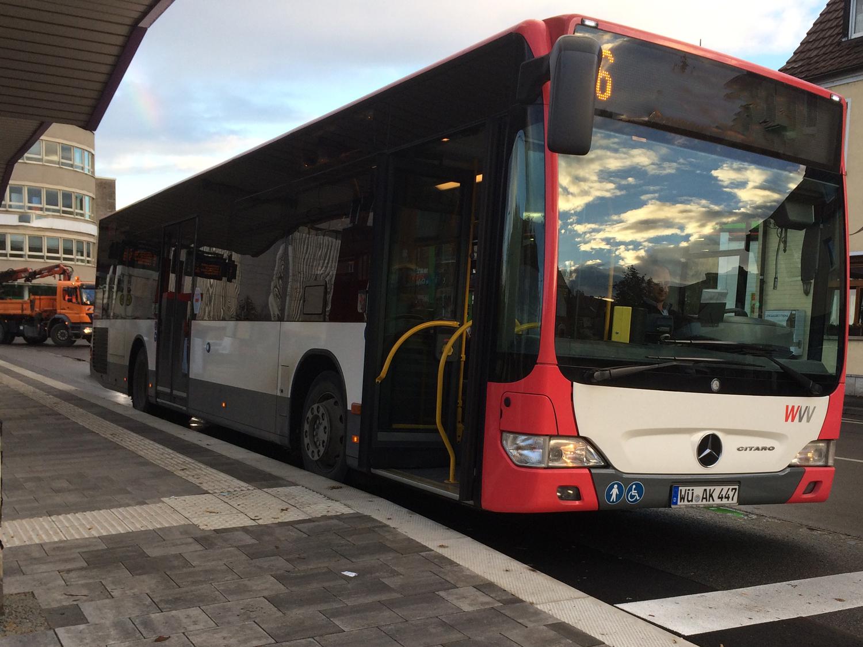 Symbolbild Bus. Foto: Pascal Höfig