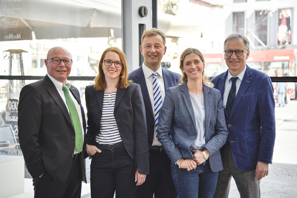 Neuwahlen des Fraktionsvorstandes der CSU - Würzburg erleben