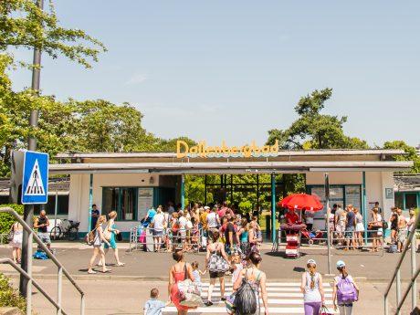 Das Würzburger Dallenbergbad. Foto: Pascal Höfig