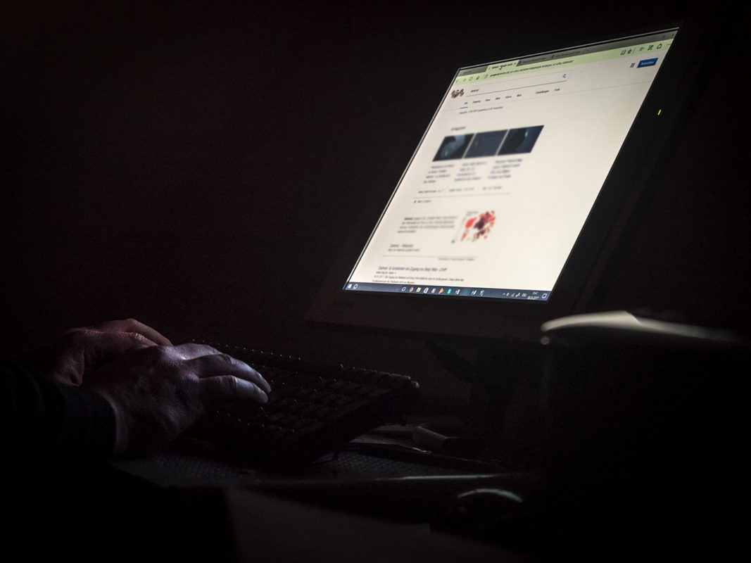 Darknet - Foto: Pascal Höfig