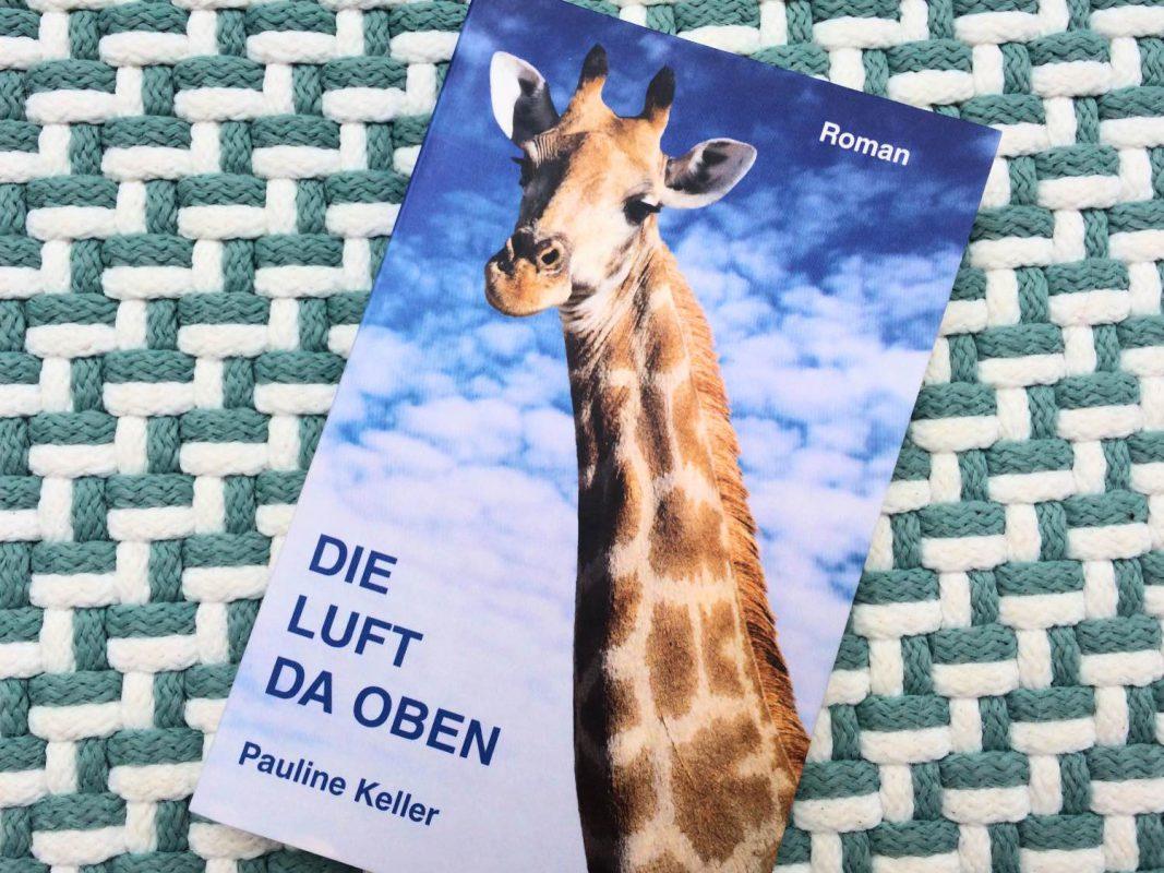 Die Luft da oben, ein Roman über das Erwachsenwerden und Anderssein. Foto: Pauline Keller