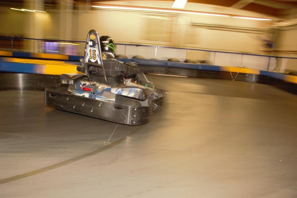 Saisonauftakt Pfister-Racing E-Kart Series - Foto: Andre Vollmuth