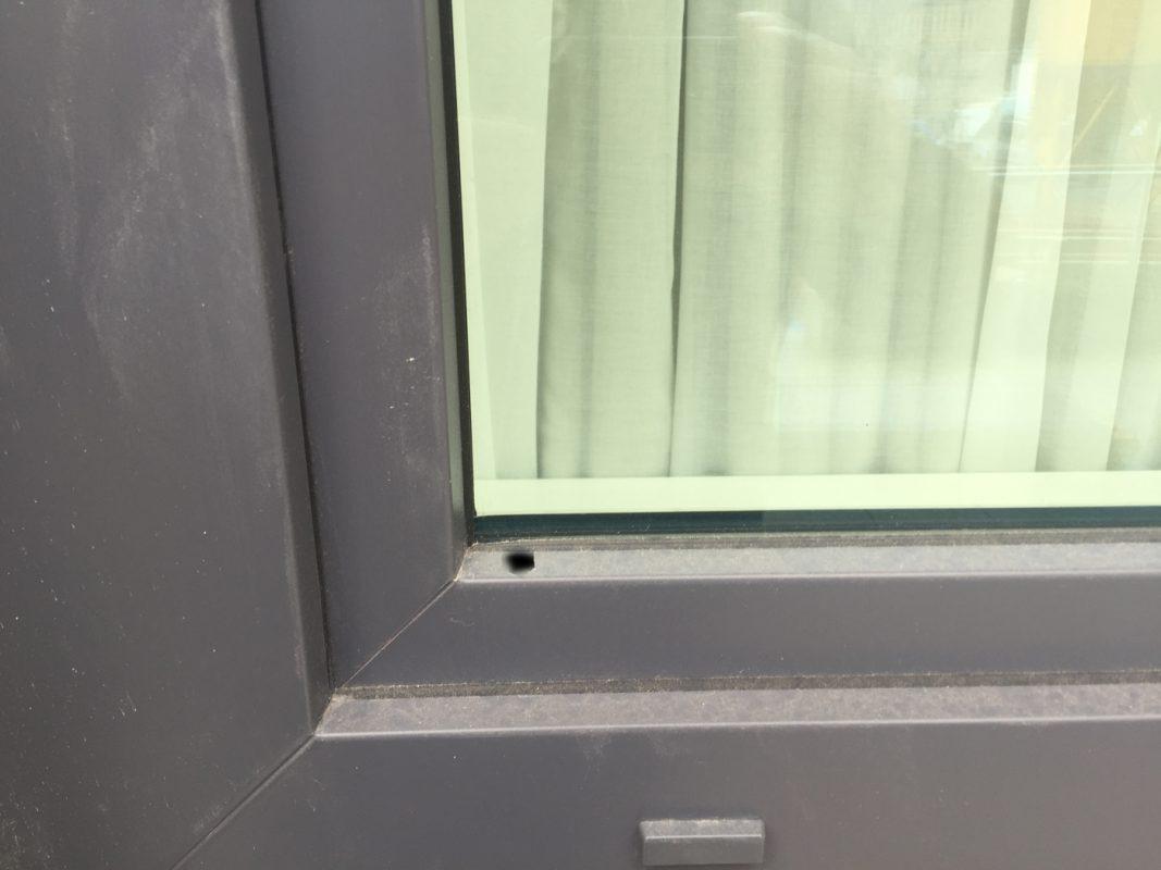 Symbol Fensterrahmen. Foto: Pascal Höfig