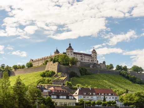 Die Festung Marienberg in Würzburg. Foto: Pascal Höfig