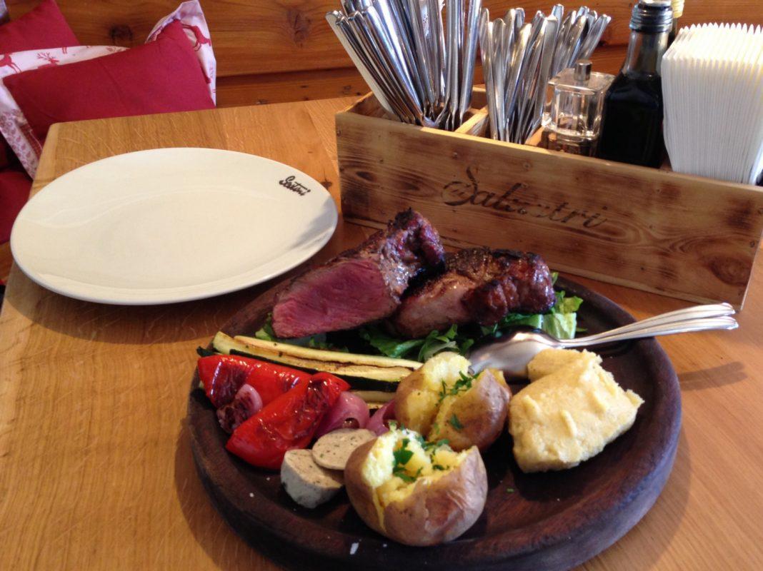 Wo kann man in Würzburg ein schönes saftiges Stück Fleisch genießen? - Foto: Katharina Kraus