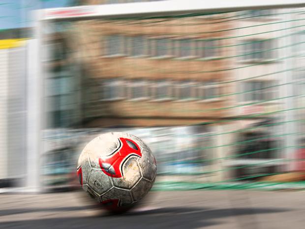 Fußball. Symbolfoto: Pascal Höfig