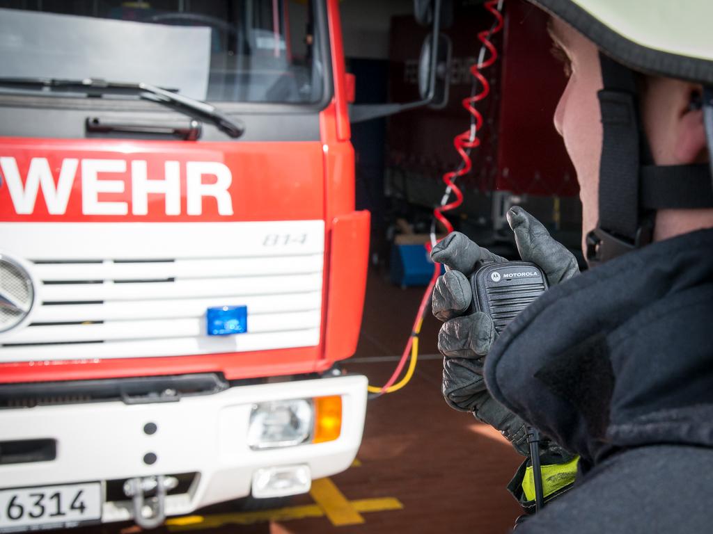 Nach derzeitigen Planungen, soll ab ca. 2016 der Funk an den Einsatzstellen im Landkreis Würzburg digital abgewickelt werden. - Symbolbild: Pascal Höfig