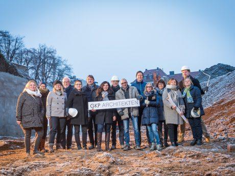 Das Architekturbüro der GKP Architekten besteht bereits in der dritten Generation in Würzburg – das Team ist ein treuer Begleiter für Bauvorhaben aller Art. Foto: Fotoatelier Bernhard e.K.