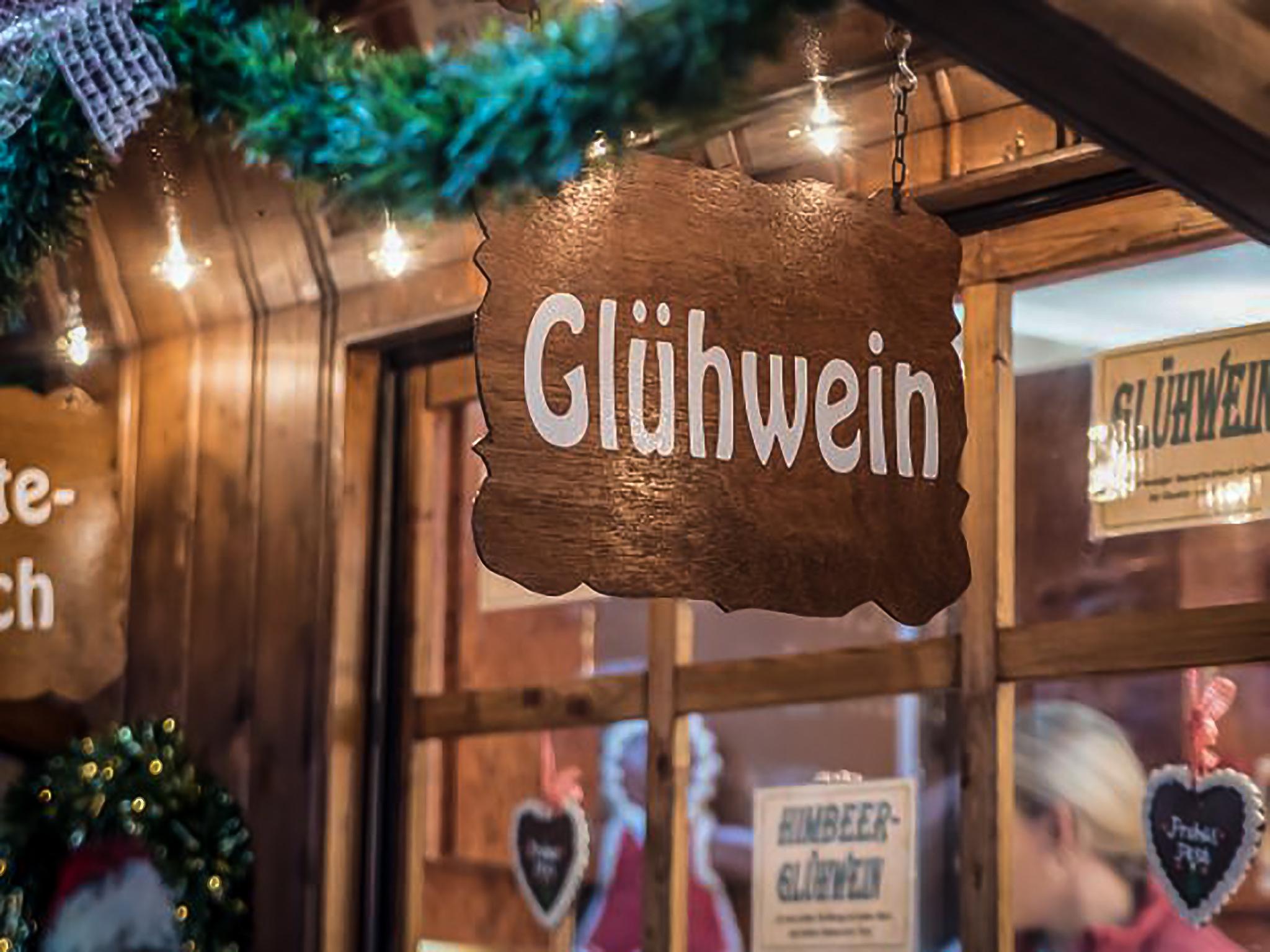 Glühwein auf dem Weihnachtsmarkt. Symbolfoto: Pascal Höfig