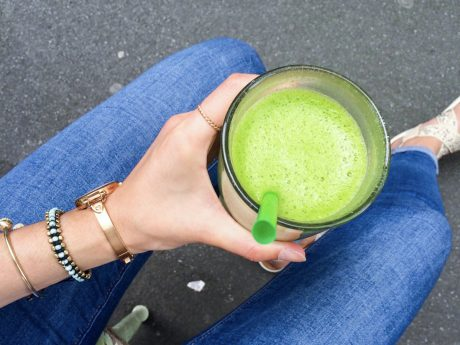 Green Smoothie: Der beliebte grüne Wundersaft Foto: Meliz Kaya