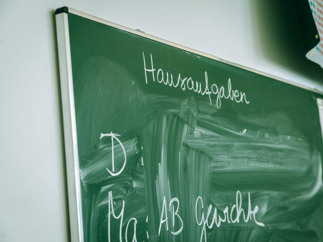 Symbolbild Schule - Foto: Pascal Höfig