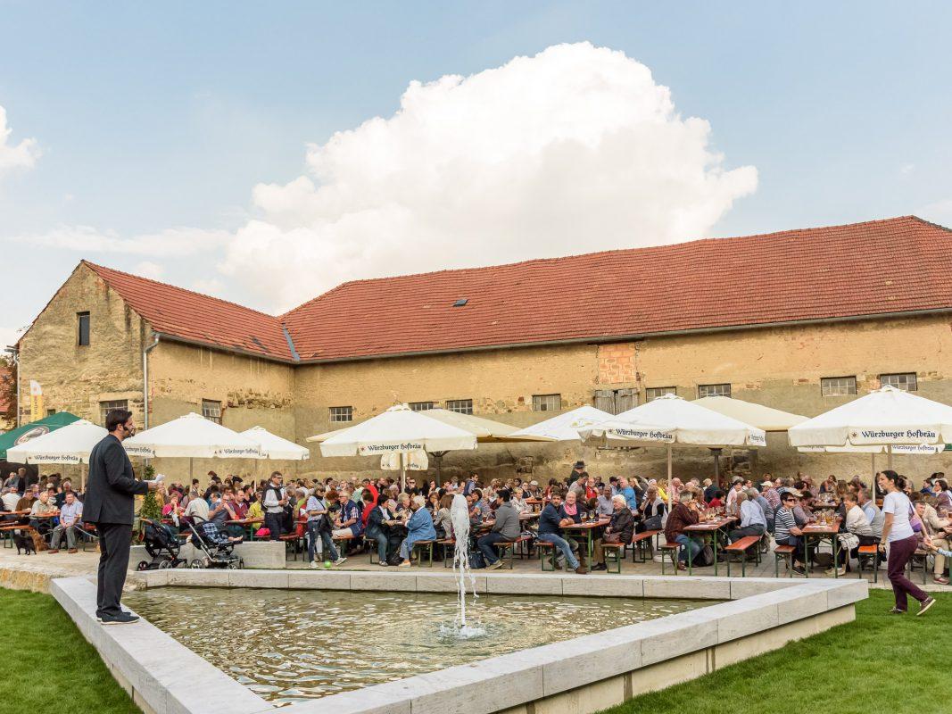 Taste of Franken auf dem Gut Wöllried! Foto: Pascal Höfig