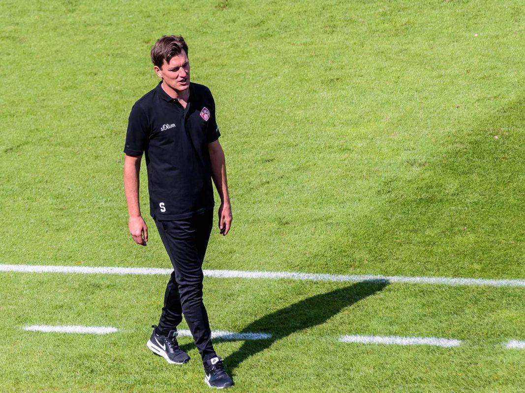 Stephan Schmidt ist nicht länger Trainer der Würzburger Kickers - Foto: Pascal Höfig.