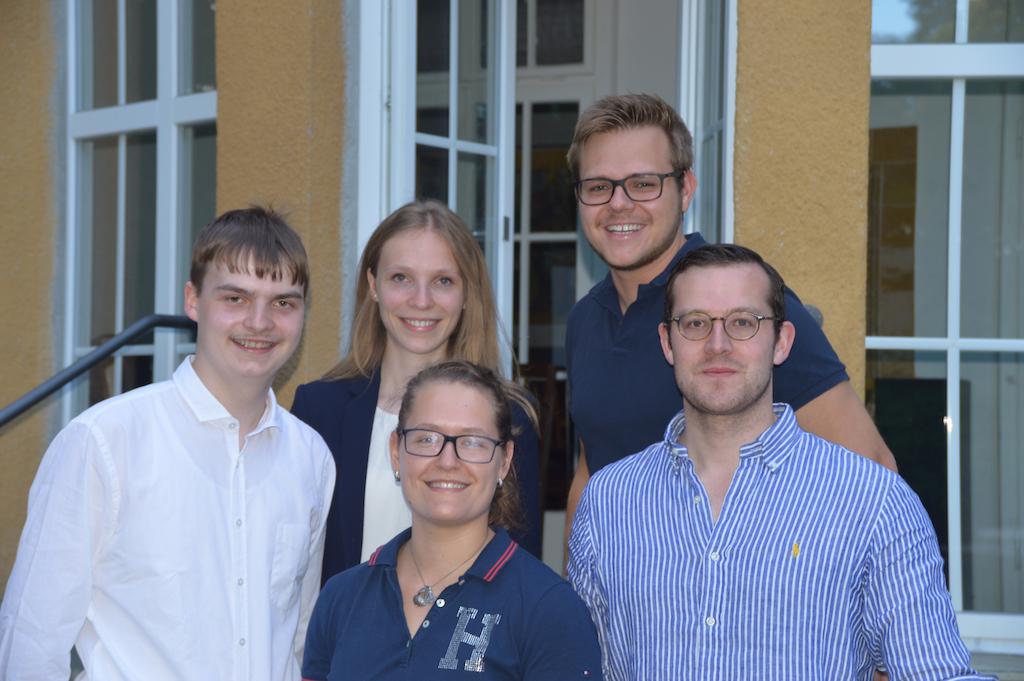 Das Team des RCDS Würzburg e.V. Foto: RCDS Würzburg e.V.