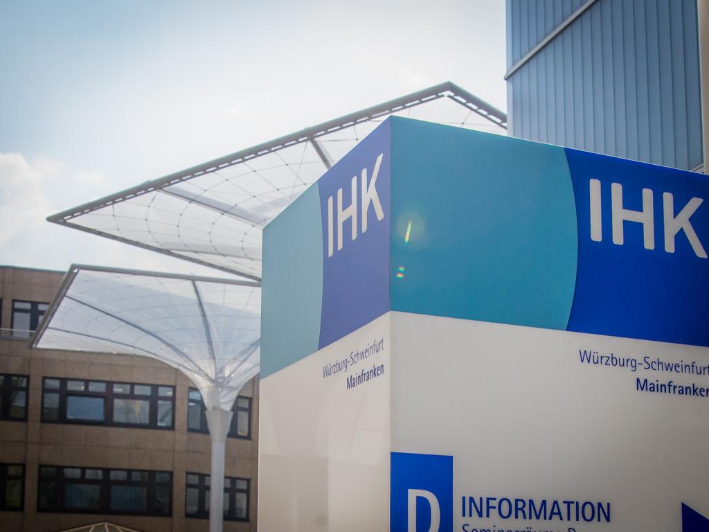 Die Industrie- und Handelskammer (IHK) Würzburg-Schweinfurt - Foto: Pascal Höfig