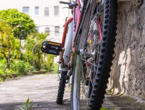 Fahrrad. Symbolbild: Pascal Höfig