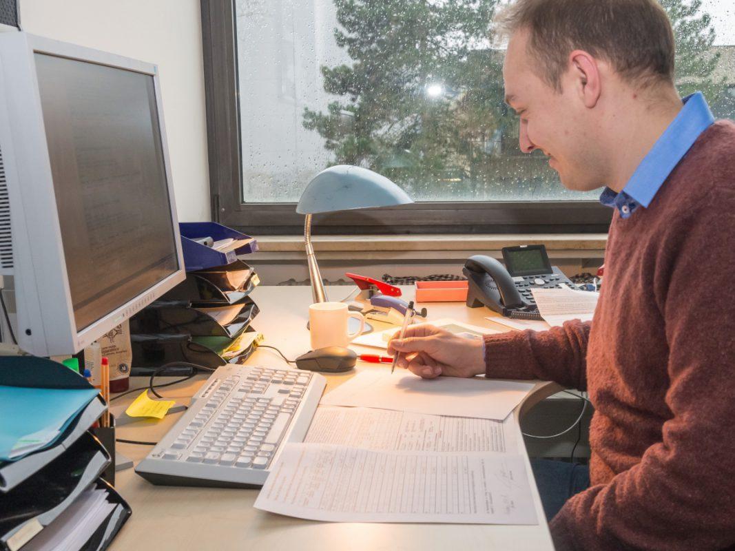Der lange Weg zur Professur – Foto: Pascal Höfig