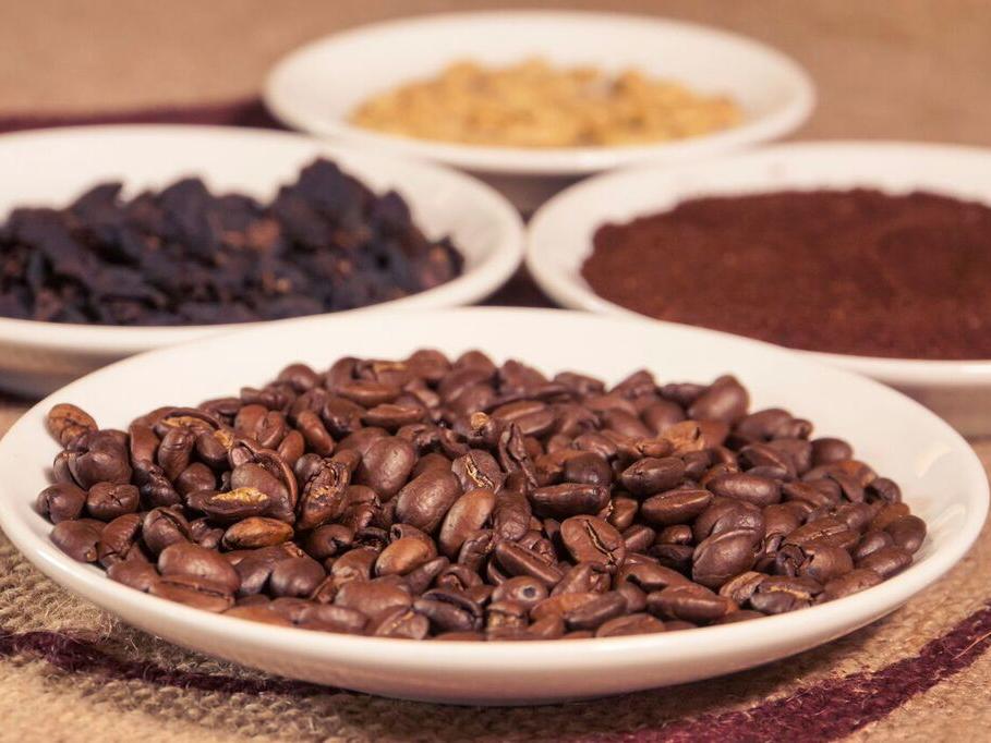 Kaffee, Kaffeebohnen – Foto: Dominik Ziegler