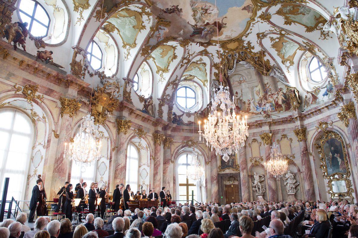 Der Kaisersaal beim Mozartfest 2016. - Foto: Schmelz Fotodesign