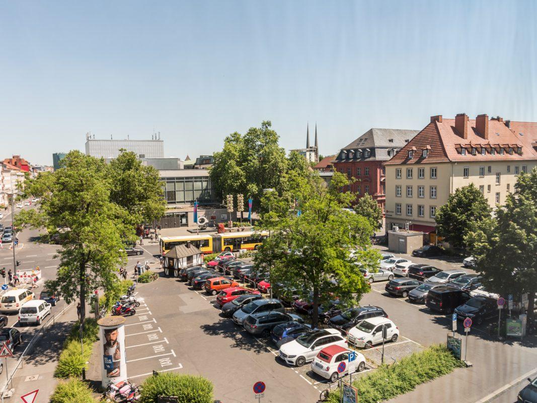 Kardinal-Faulhaber-Platz. Foto: Pascal Höfig