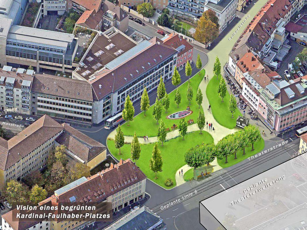 Visualisierung des Aktionsbündnisses. Foto: Hr. Schlagbauer