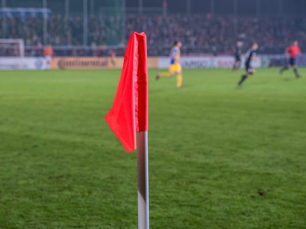 Fußballstadion. Symbolbild: Pascal Höfig