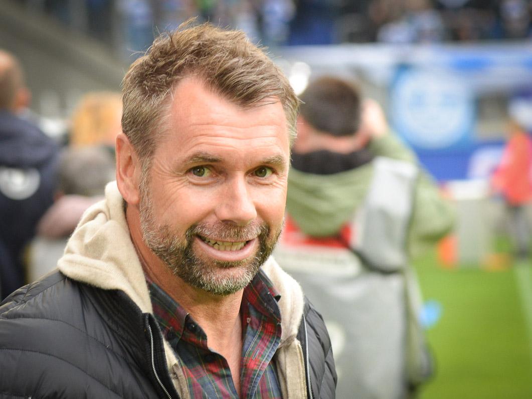 Bernd Hollerbach verlässt Kickers. Foto: Pascal Höfig