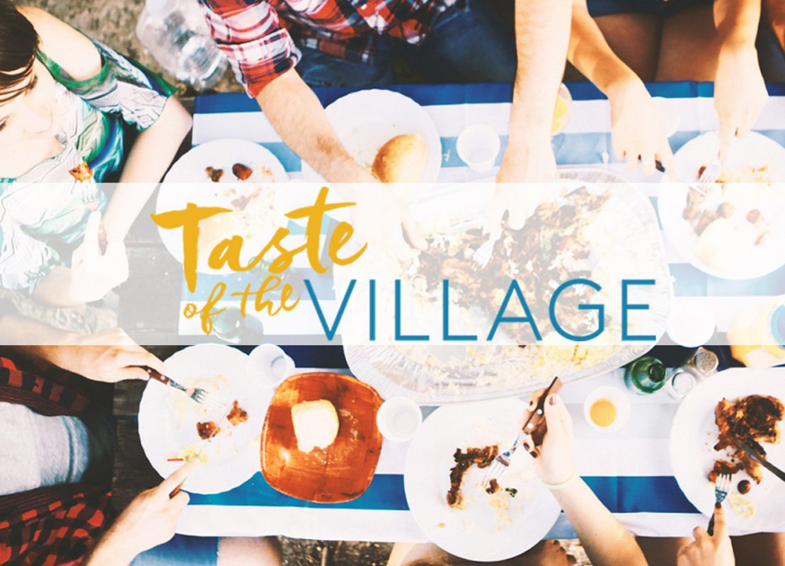 Taste of the Village am 14. August 2017. Foto: Wertheim Village