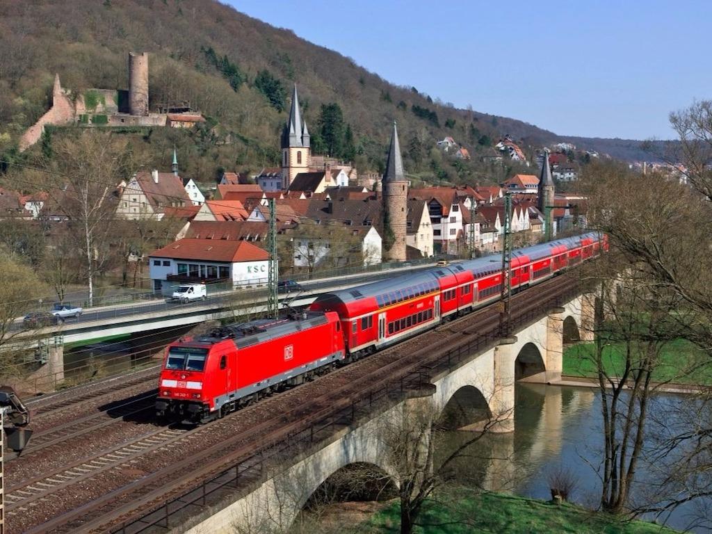 Main-Spessart-Express - Foto: DB Regio