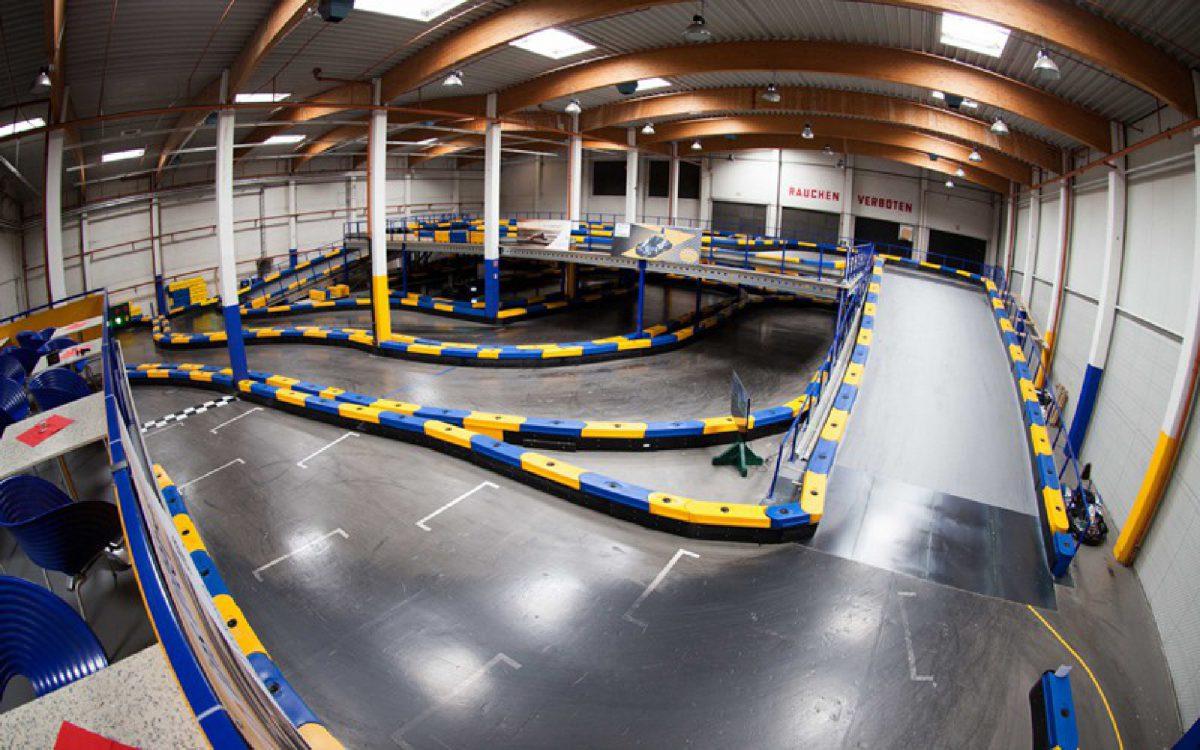 eKart fahren ohne Abgase. Foto: Pfister-Racing GmbH