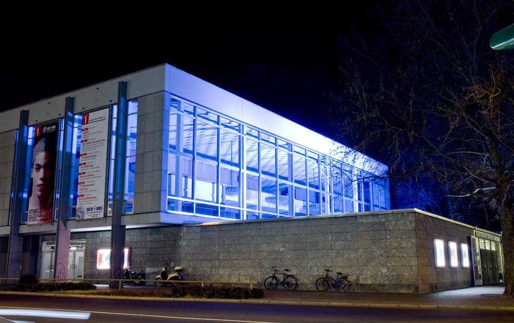 Das Mainfranken Theater. Foto: Nico Manger