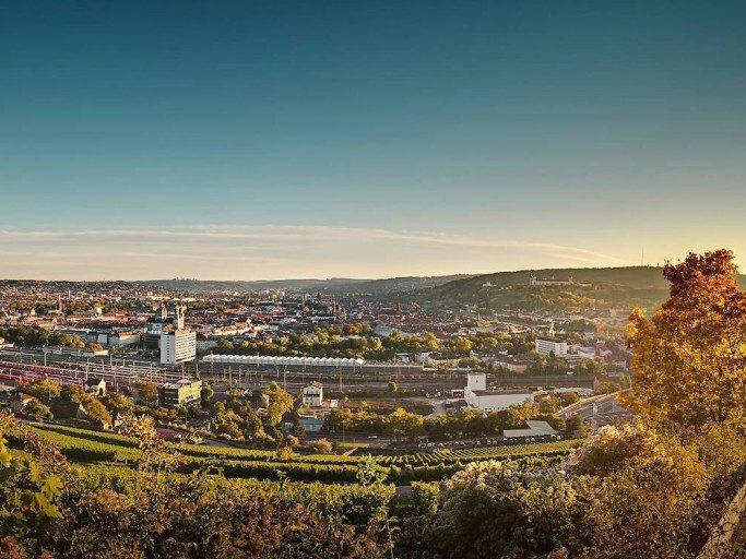 Herbstliches Würzburg –Foto: Max Ziegler