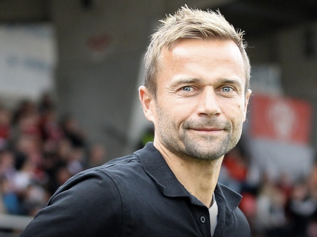 Vom Co-Trainer zum Chef befördert: Michael Schiele ist der neue Cheftrainer der Kickers - Foto: FC Würzburger Kickers.